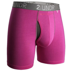 Swing Shift Boxer Brief – Pink