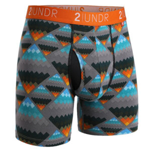 Swing Shift Boxer Brief – Aztec