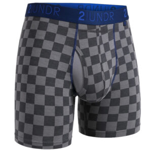 Swing Shift Boxer Brief – Check Mate