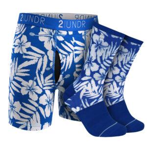 Sock pack Swing Shift 6″ Boxershorts – Maui